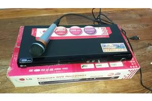 б/у DVD плееры с караоке LG