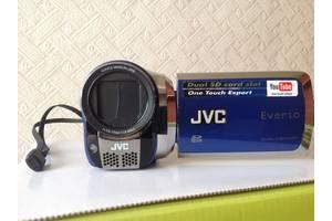 б/в Відеокамери, відеотехніка JVC