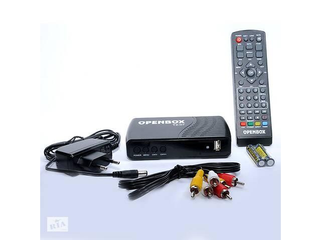 купить бу Ресивер-приемник DVB-T2 OPENBOX-07 HD цифровой эфирный R150913 в Одессе