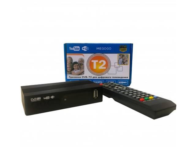 продам Цифровой тюнер Kronos DVB-T2 MEGOGO с LCD (gr_007710) бу в Києві