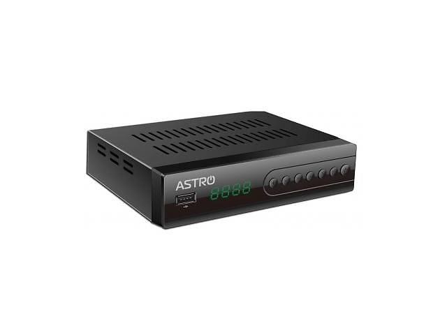 купить бу ТВ тюнер Astro DVB-T, DVB-T2, + USB-port (TA-24) GX3235S, зовнішній незалежний, DVB-T/T2, 1920 x 108 в Києві