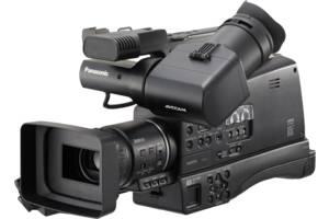 б/у Профессиональные видеокамеры Panasonic AG-HMC84ER