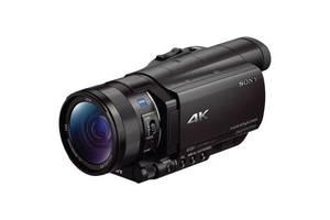 Нові Професійні відеокамери Sony