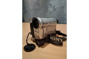 б/в Аналогові відеокамери Sony