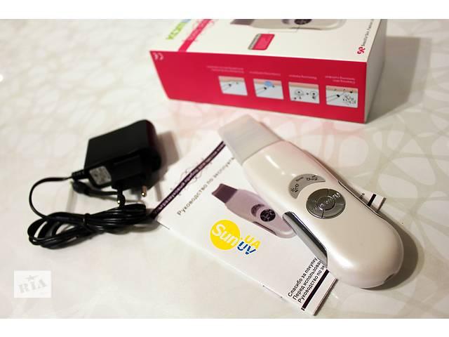 CS 301 / 302 Ультразвуковой скрабер - аппарат для чистки кожи лица , ультразвуковая чистка- объявление о продаже  в Ровно