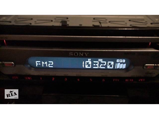 купить бу CD автомагнитола Sony CDX-S22 в Виннице
