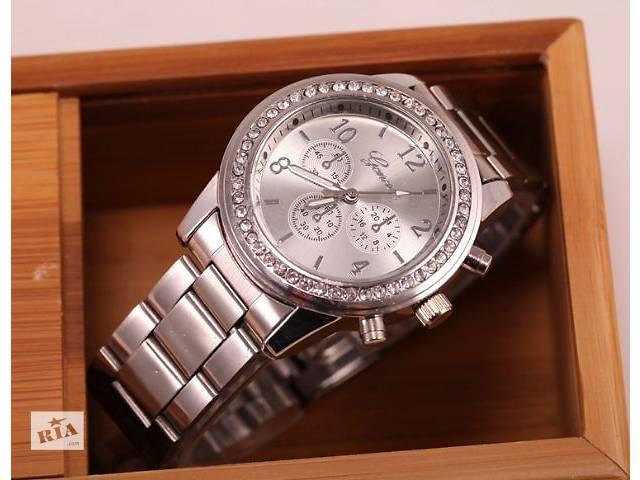 продам Часы женские Geneva Silver Gold бу в Кривом Роге (Днепропетровской обл.)