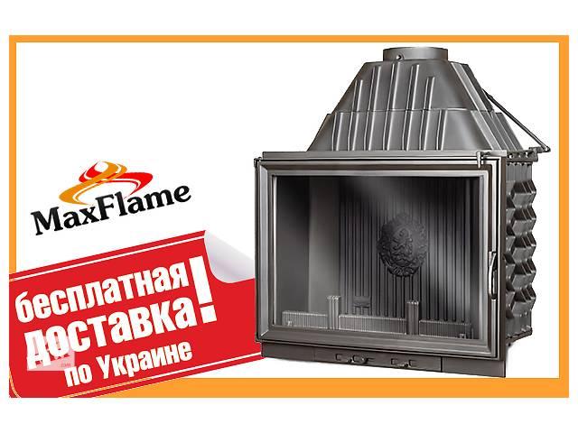 купить бу Чавунна камінна топка KAW MET W8 17,5кВт +безкоштовна доставка! в Львові