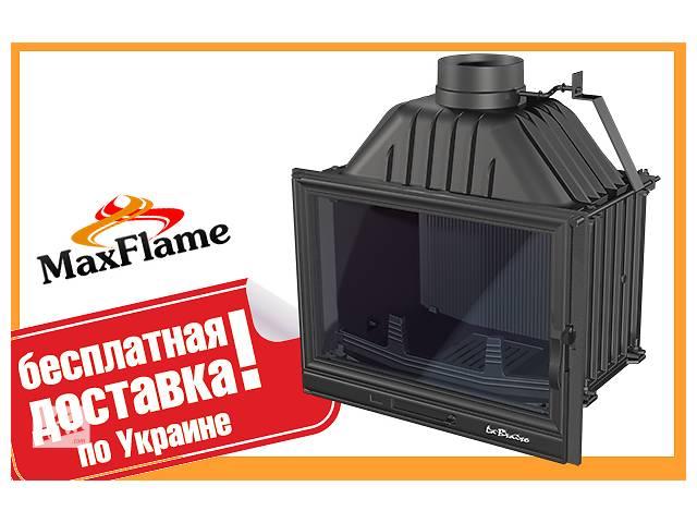 бу Чугунная каминная топка Nordflam La Вгаіѕе LB 700 +бесплатная доставка! в Львове