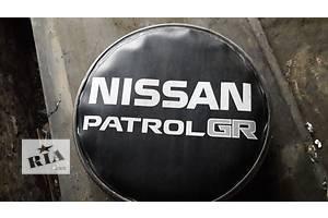 Чехлы запасного колеса Nissan Patrol GR