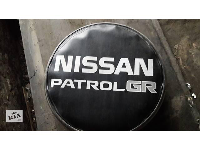 Чехол запасного колеса для легкового авто Nissan Patrol GR- объявление о продаже  в Запорожье