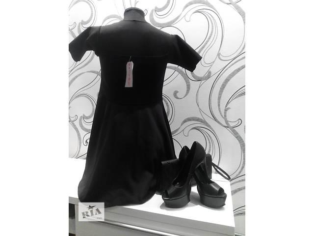 продам Чёрное платье бу в Житомире
