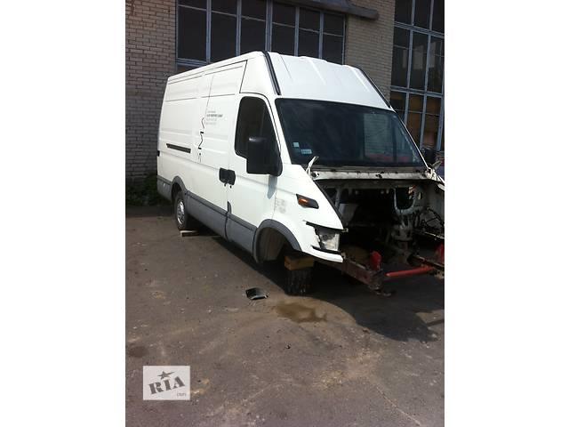 Четверть автомобиля для грузовика Iveco Daily- объявление о продаже  в Луцке