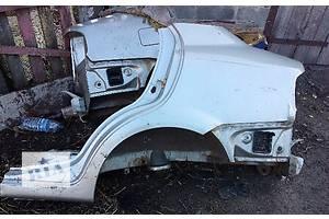 б/в чверті автомобіля Chevrolet Aveo