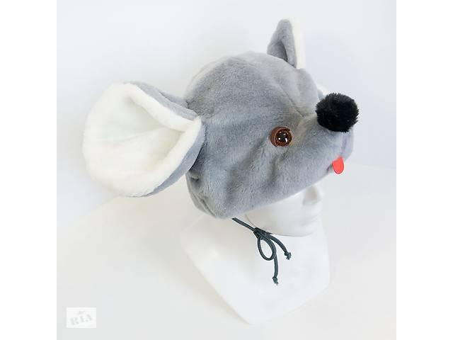 купить бу Детская маскарадная шапочка Kronos Toys Мышка (zol_230) в Киеве