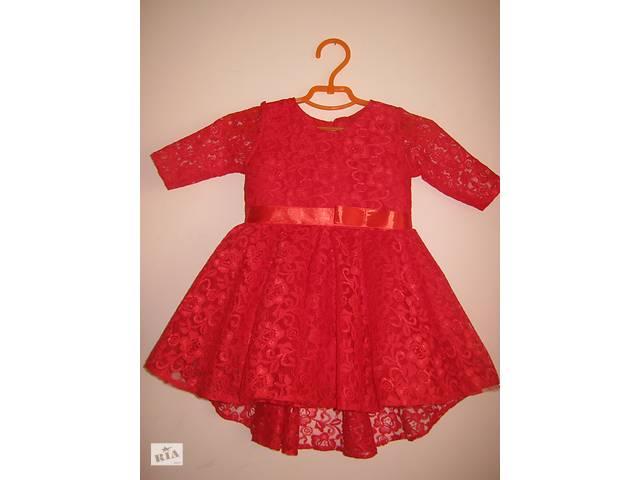 продам Дитяче нарядне плаття на дівчинку 1-2 роки. бу в Чернівцях ff44569098eac