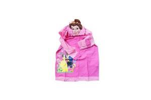 Дождевик с капюшоном Kronos Toys 808B 122 - 128 см Красавица и Чудовище (tsi_36751)