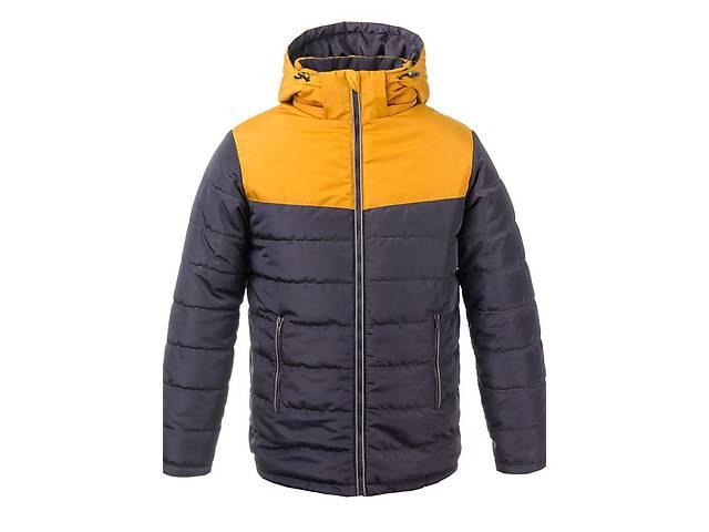 продам Двухцветная супер модная теплая зимняя куртка для мальчиков 6-16 лет, цвета разные бу в Киеве