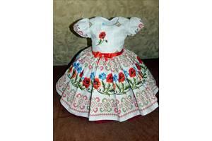 Новые Детские нарядные платья Украина ТД