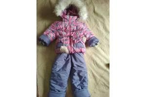 б/у Детские зимние куртки