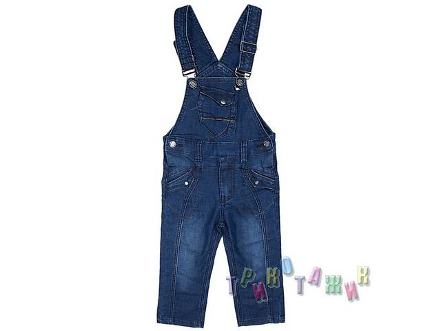 купить бу Комбінезон джинсовий для хлопчика м. 7542 (Туреччина) в  Хмельницькому a767b851361cc