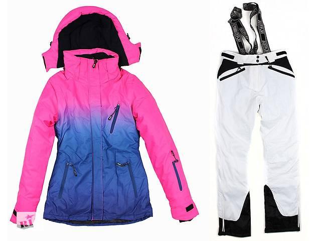 купить бу Лыжный костюм WHITE-PINK в Львове