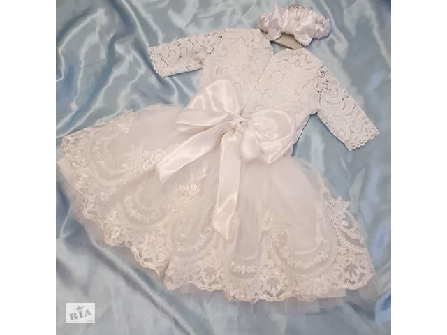 Пишне біле плаття - Дитячий одяг в Києві на RIA.com 6b89383164f84