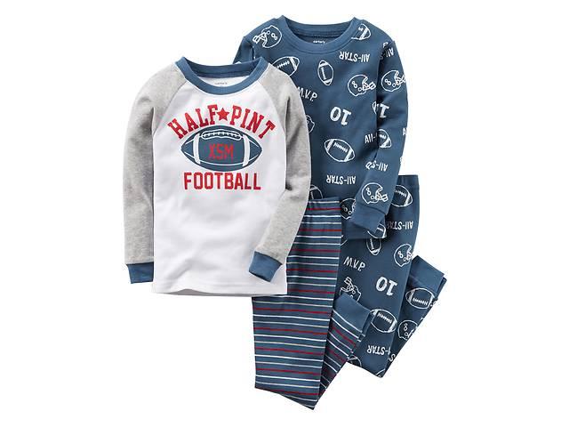 продам Пижамы для мальчиков 2, 3, 4 года. Набор 2 пижамы Carter's(США) бу в Черновцах