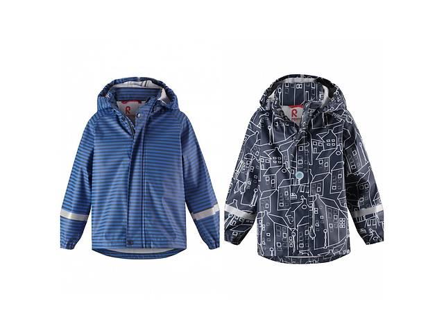 Куртка дождевик Reima р. 110,122 оригинал,ветровка плащ демисезонная курточка- объявление о продаже  в Киеве
