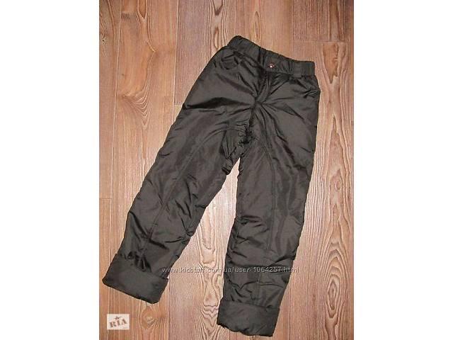 продам Утеплені штани на дівчинку на зріст 140 см бу в Чернігові