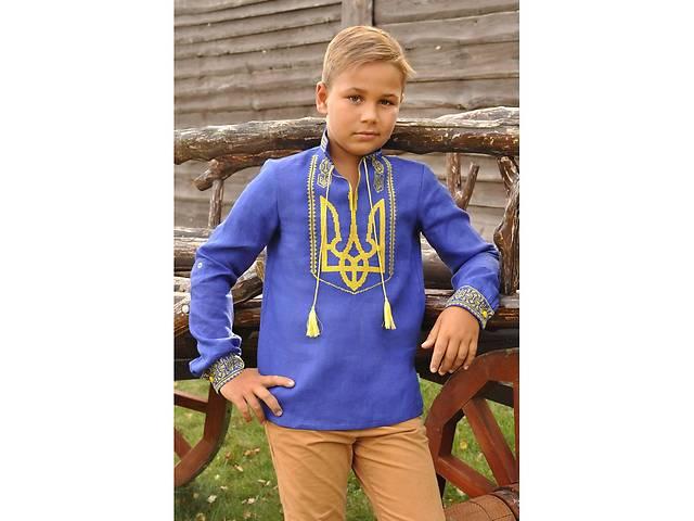 продам Вышиванка для мальчика с оригинальной вышивкой бу в Чернигове