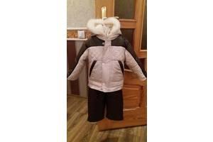 Детская куртка для девочки