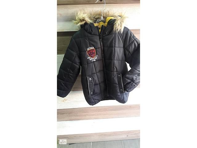 продам Зимняя куртка на мальчика  бу в Харькове