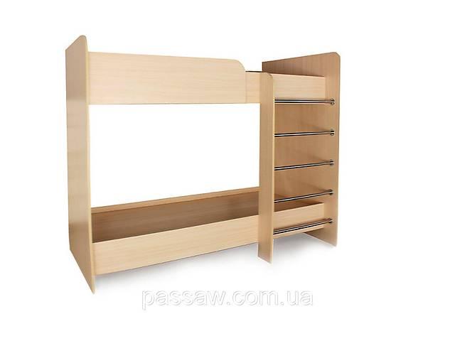 Детская двухъярусная кровать Дуэт-6 0,9*2,0- объявление о продаже  в Николаеве