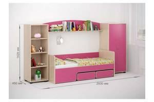 Новые Детские кровати чердаки