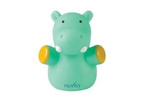 Детский ночничек Nuvita Гипопотам 0м+ 12см. (NV6607)