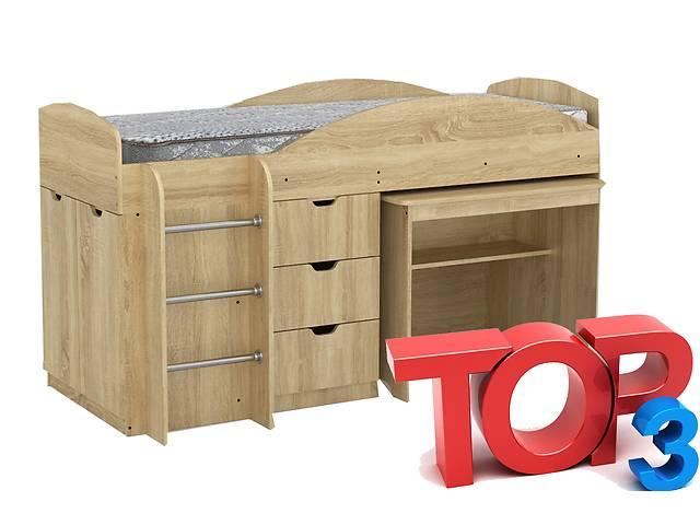 купить бу Кровать со столом. Производитель! в Киеве