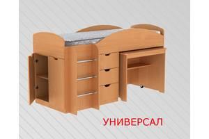 Нові Дитячі ліжка горища Компанит