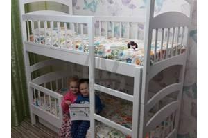Нові Двоярусні дитячі ліжка Baby Design