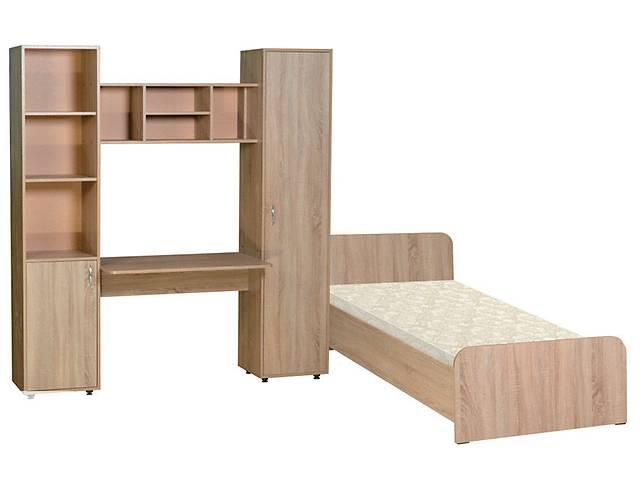 Мебель для детской комнаты Джерри (ДСП). Стенка и кровать в детскую- объявление о продаже  в Киеве