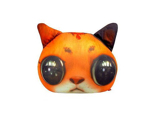 """Антистресс """"SOFT TOYS - Рыжий кот""""- объявление о продаже  в Дубно"""