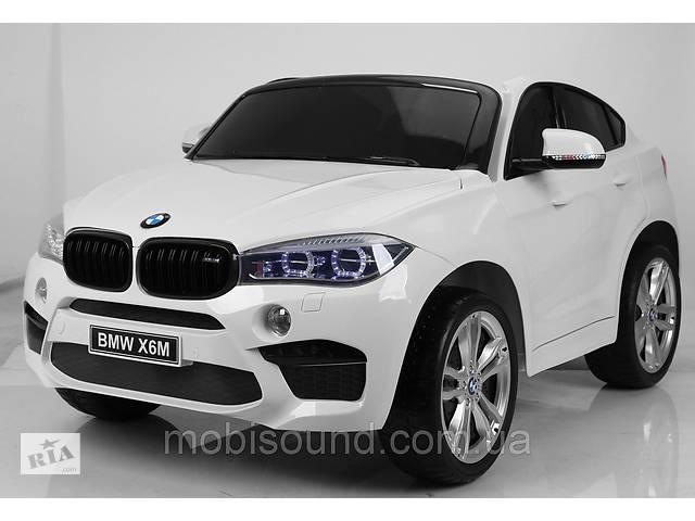 Детский двухместный Электромобиль BMW Х6 JJ2168- объявление о продаже  в Дубно
