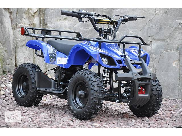 купить бу Детский квадроцикл 36v (EATV 90505 NEW) синий в Одессе