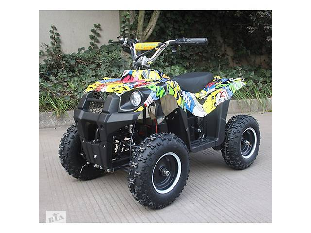 продам Детский Квадроцикл HB-EATV 800 M-13,графити бу в Львове