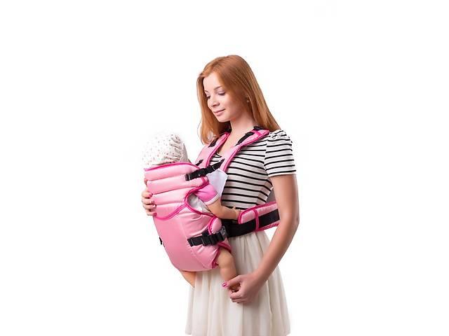 купить бу Кенгуру Умка №12  светло розовый в Одессе