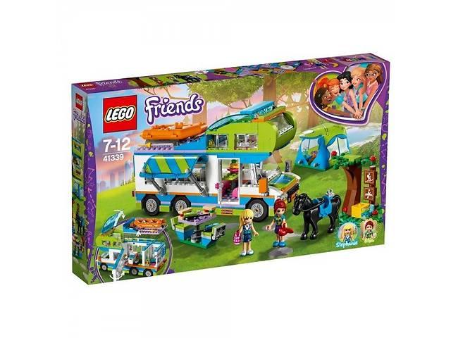 бу Конструктор LEGO Friends Дом на колесах Мии (41339) в Киеве