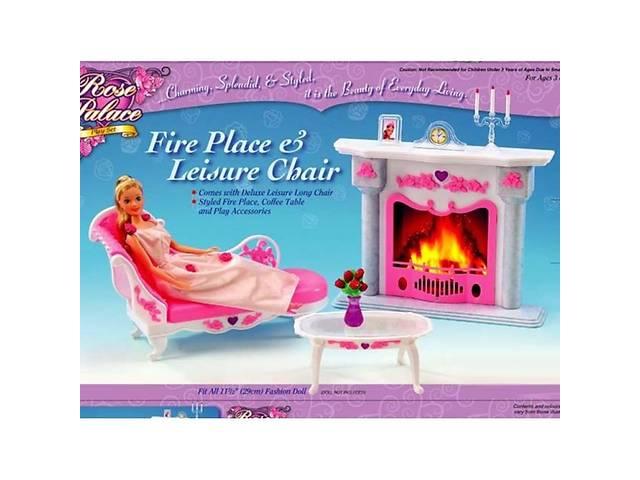 """Мебель """"Gloria"""" 2618  софа,камин,столик,аксессуары, в кор.- объявление о продаже  в Чернигове"""