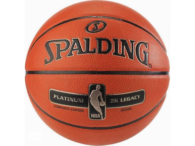 бу Мяч баскетбольный Spalding NBA Platinum ZK Legacy Size 7 в Дубно