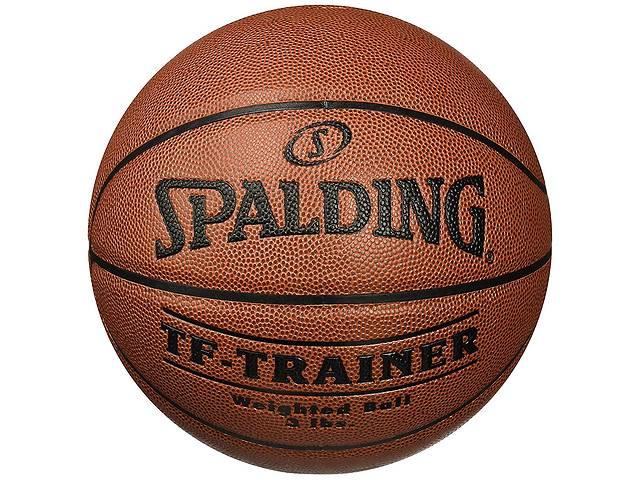 купить бу Мяч баскетбольный Spalding NBA Trainer Heavy Ball Size 7 в Дубно