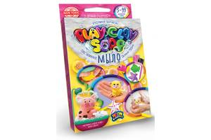 "Набор креативного творчества ""Пластилинове мыло"" Play Clay Soap мал. PCS-02"